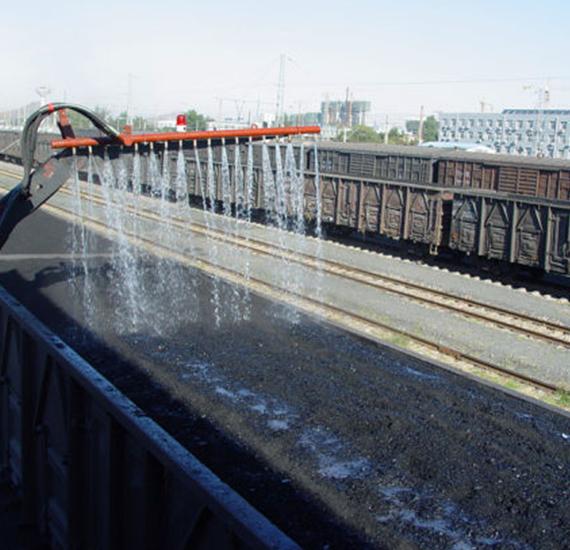新彊铁路煤炭运输防冻液